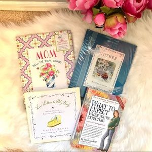 Other - New mom 4 book bundle